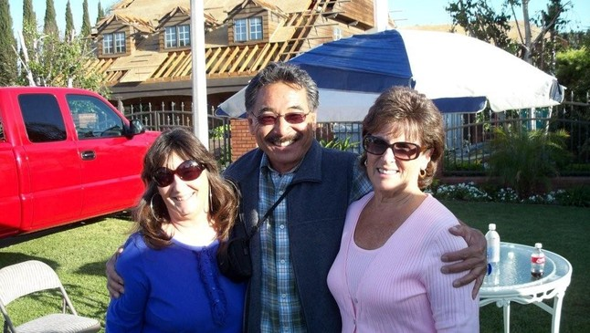 Helen Smith-Everett, John Masaki, Shirley Myers-Bill